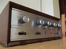 TELETON SAQ-203 INTEGRATED AMPLIFIER MM and CERAMIC CARTRIDGE COMPATIBLE VGC GWO