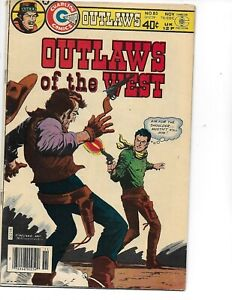 Outlaws of the West  #85