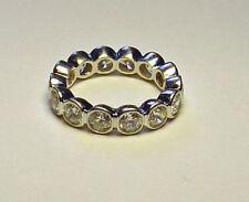 Memoryring 14 BRILLANTEN 2,10 carat  585 Gold Alle Ringgrößen  Handarbeit