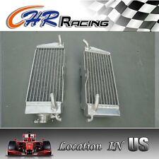 For HONDA CR250R CR 250 R 1985 1986 1987 85 86 87 Aluminum Radiator