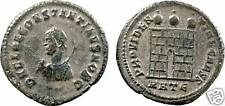 Constantin II, nummus, Antioche, argenture - 76