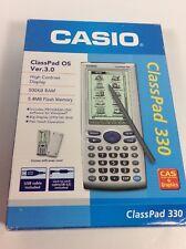 Casio Classpad 330 LCD Touch-Screen Graphing Calculator Statistics NIB