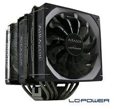LC-Power - CPU-Kühler LC-CC-120-X3 für Intel- & AMD-CPUs - 3x 120mm-Lüfter