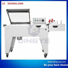 FM5540  2 in 1 L type seal-cut and Shrink package machine