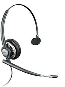 Plantronics Encorepro monaural noise cancelling headset. 78712-02