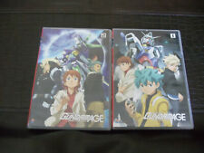 Mobile Suit Gundam AGE Collection 1 & 2 (DVD)