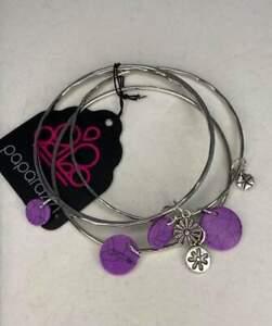 Paparazzi Jewelry Bracelet ~ Prairie Plains Purple