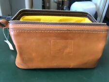 Levis Vintage Leather toiletry Bag