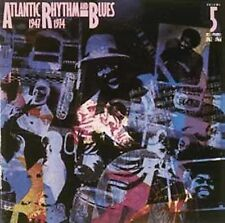 Various Artists, Atlantic Rhythm & Blues 5: 1962-66, Good
