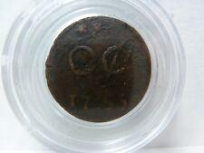 1755 Netherlands / Dutch East India Company - VOC Duit Coin / Token - Utrecht