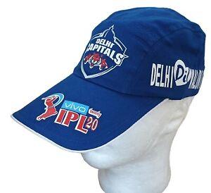IPL 2021 Delhi Capitals Daredevils Cap T20, Cricket, India, DD VIVO