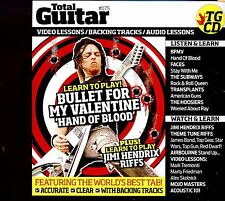 Total Guitar Magazine CD / #175 - TG175/05/08