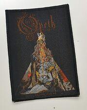 Opeth-Sorceress Persefone-patch - 10,1 CM x 7,2 cm - 164090