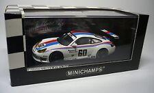 PORSCHE 911 GT3 RS BARBER PARK 2004 1:43 MINICHAMPS