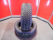 2x Winterreifen Bridgestone 195/55 R16 87H RFT LM-32 DOT 11/12 ca. 7 mm (809)