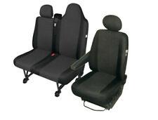 RENAULT MASTER 3 Sitzbezüge Sitzschoner Fahrersitz Doppelbank (ganze Sitzfläche)