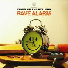 "KINGS OF THE ROLLERS - Rave Alarm - Vinyl (12"") Hospital"