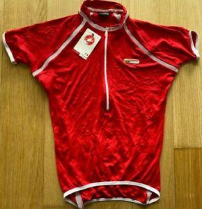 Brand New Original CASTELLI ROSSOCORSA Superleggera  SG.06 CYCLING Jersey XL