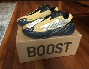 "Adidas Yeezy Boost 700 MNVN ""Honey Flux"" GZ0717 SIZE (5-13) IN HAND"
