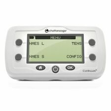Chattanooga Continuum Portable 2 Channel Stimulator Tens Unit 2600-KIT