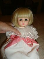 Madame Alexander 14 inch Blonde Doll