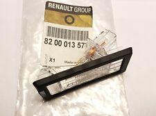 Arrière Éclairage Plaque D'immatriculation Pour Renault Laguna Megane 8200013577