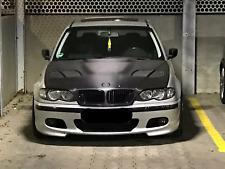 """BMW e46 323i Limousine, 19"""" Zoll Z-Performance, GTR-Haube"""