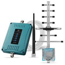 AT&T 3G 4G LTE Verizon 700/850/1700/1900MHz Cell Mobile Phone Signal Booster Kit