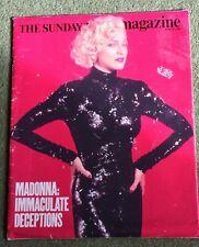 THE SUNDAY TIMES MAGAZINE APRIL 29  1990