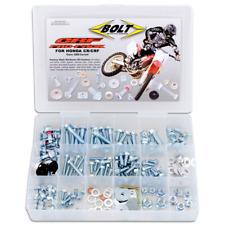 Bolt Hardware MX Pro Track Pack Fastener Kit - Honda CR/CRF 00-17