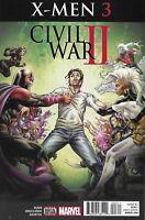 Civil War X-Men Comic 3 Cover A David Yardin First Print 2016 Bunn Broccardo .