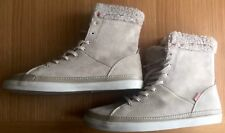 Vans Beige Warm Ankle Boots Size:8UK/42Euro NEW