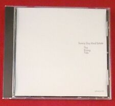 Sunny Day Real Estate  The Rising Tide CD Promotional Advance Copy