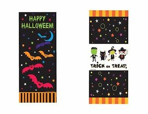 Halloween Treat Bags, Cloak & Bats or Tiny Terrors Cello Loot, Trick or Treat 20