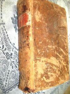 1783  MANUALE CRISTIANO O DELLE ORE IN LATINO E FRANCESE