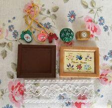 Vintage Sylvanian Families Home Accessories Interior Decoration Dolls House