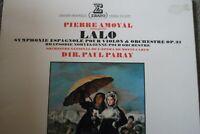 STU 70771 -  - PIERRE AMOYAL LALO - VINYL LP RECORD