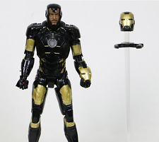 The Avengers Iron Man HC Marvel Now MARK 43 Black X Gold Action Figure Toy Doll