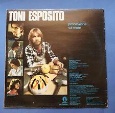 Toni Esposito - Processione sul mare - ZSLN 55686 - Inner sleeve