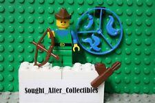 Lego Classic Castle Forestmen Robin Hood VINTAGE archer minifigure woodsman