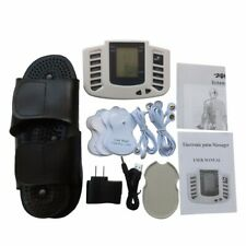 Digital Pain Relief Therapy Machine Slipper 2 Channels Electronic Pulse Massager
