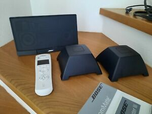 BOSE Lifestyle RoomMate (kit Completo) BOSE LINK AL-8 PERSONAL MUSIC CENTER III