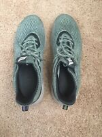 "adidas ""ALPHA 3BOUNCE"" Runners Green size 10"