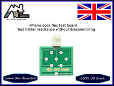 Base Usb Lightning Iphone Flex Test Board comprobar resistencia de Tristar Chip