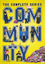 COMMUNITY - THE COMPLETE SERIES (SEASON 1-6) (BOXSET) (DVD)