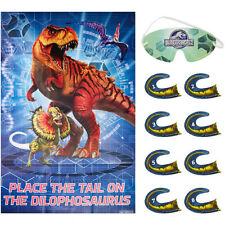 Jurassic World Party Supplies PARTY GAME
