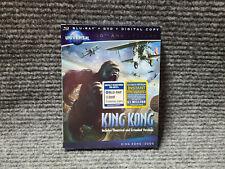 King Kong Blu-ray DVD Digital Copy DTS - NEW - 2012 Universal 100th Anniversary