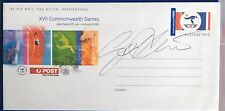 OLYMPIC CHAMPION GRANT HACKETT SIGNED FDC