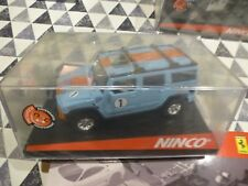 Ninco *NEW* 1/32 50489 Hummer H2 Gulf  For Collectors