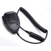 Two Way Walkie Talkie Radio Handheld Speaker Mic For Baofeng UV-9R BF-A58 BF9700